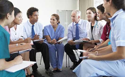 These 5 Key Values Are Critical For Effective Healthcare Teams