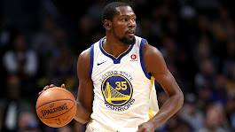 Kevin Durant out Sunday with sprained ankle; rematch looms with OKC Wednesday | NBA | Sporting News