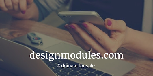 designmodules.com | Domain Name for Sale