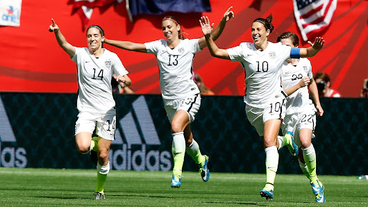 U.S. Women Shatter TV Ratings Record For Soccer With World Cup Win