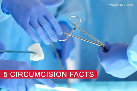 5 Circumcision Facts - Dr. Elist Reviews Mens Wellness