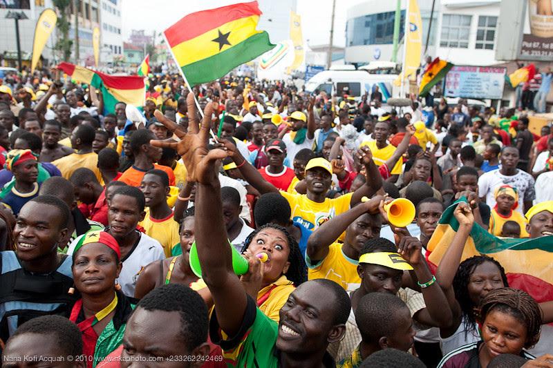 Ghana vs Serbia