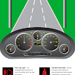 Car Dashboard Warning Lights - Understanding What They Mean & How To Act | Visual.ly