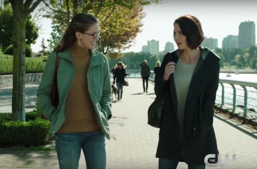 Image result for supergirl season 2 changing