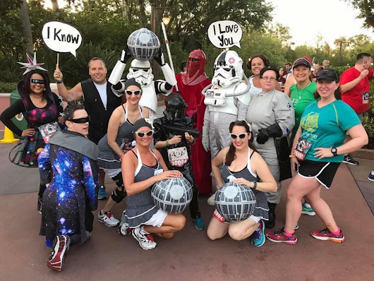 2017 Star Wars Dark Side 10k | The Casual Runner
