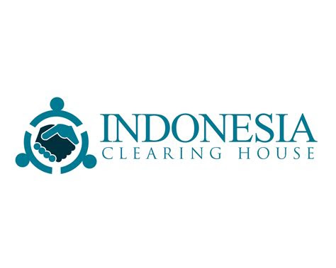 business logo design  ich indonesia clearing house