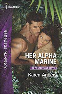 Her Alpha Marine by Karen Anders