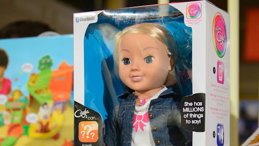 German parents told to destroy Cayla dolls over hacking fears - BBC News