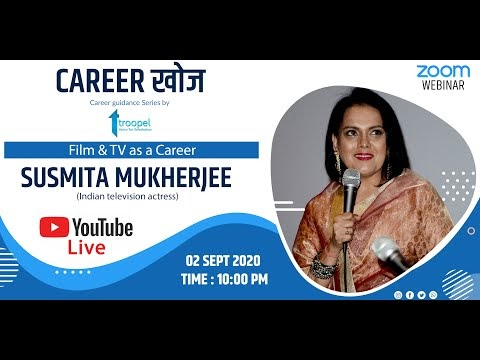 Career Khoj , Career Guidance Series by Troopel | Film And Tv as a Career in India