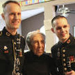 West County: Severn man treated to Army Field Band musicians as he turns 100