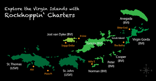 Which BVI should I visit on day trip from St. John? - Rockhoppin' Adventures