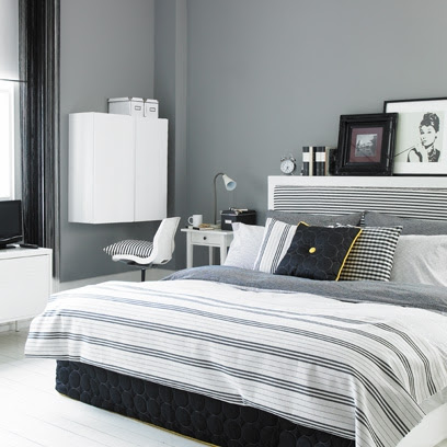 Grey Bedroom Ideas  Grey Rooms  Bedroom Ideas  Red Online