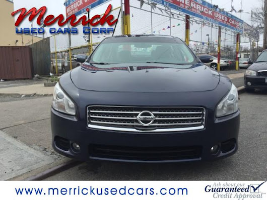 Used 2009 Nissan Maxima SV for Sale in Springfield Gardens NY 11413 Merrick Used Cars Corp