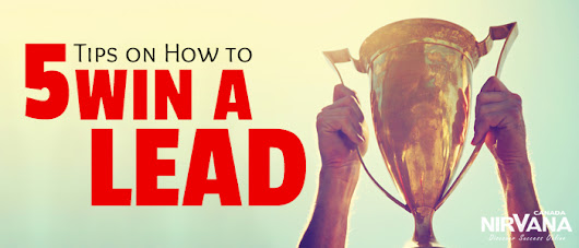 5 Tips on How to Win a Lead | Website Design and Internet Marketing Consulting