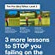 Amazon.co.uk:Customer Reviews: LEVEL 1 - Three lessons to stop you failing on the golf course: The Pre-Shot Training system - save shots and play better by thinking differently, not changing your swing!
