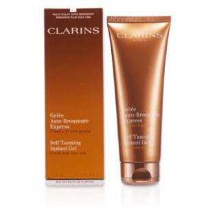 clarins self tanning in Spain
