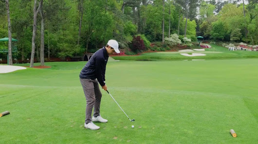 13 things I learned from playing Augusta National on Monday