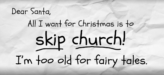 "Atheists Put Up ""Skip Church For Christmas"" Billboard In Fort Smith"
