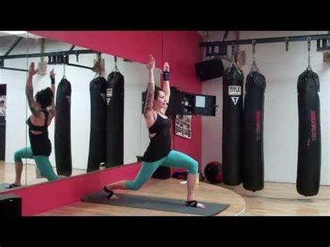 ellen de werd piyo strength lesson  youtube work