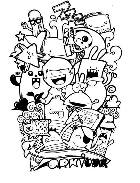 decoracion doodle art   easy doodle art doodle