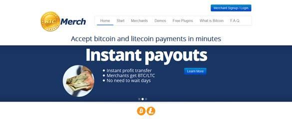 bitcoin payment url