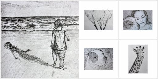 Pencil Drawings and Sketches Art