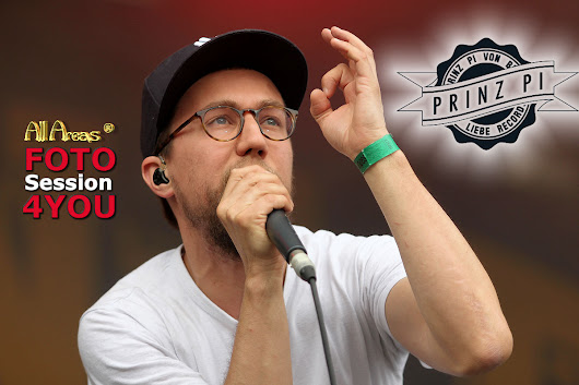 All Areas ® Gallery (FotoSession4you.de): PRINZ PI (Rap/HipHop), Mixery HipHop Open Air, 05.07.2014, Stuttgart
