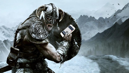 I Have a To-Do List Just for Skyrim, and It's Made Gaming So Much Better