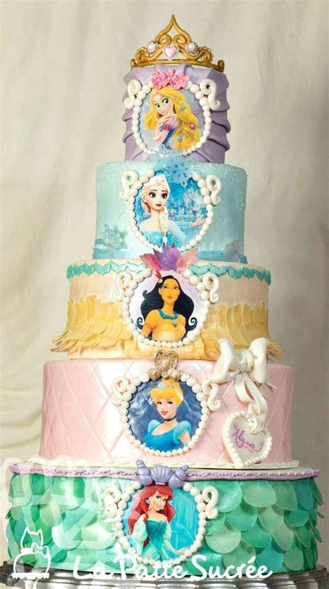 Best 25  Disney princess cakes ideas on Pinterest   Disney