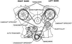 Mitsubishi Motor: 2005 Mitsubishi Lancer Engine Diagram
