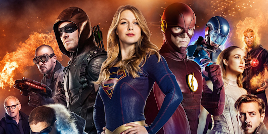 Watch the CW's Exciting New Extended Crossover Trailer