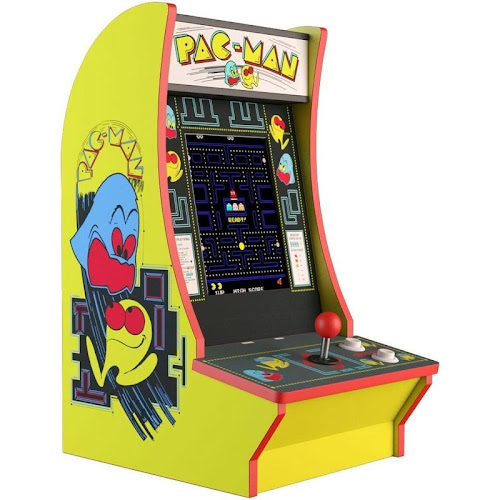 Arcade1Up PAC-MAN Countercade - includes PAC-MAN, Pac & Pal