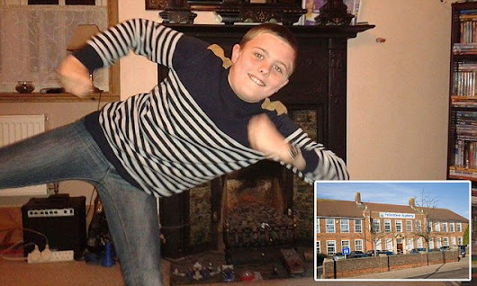 Boy, 12, 'hanged himself after watching film about a suicide attempt'