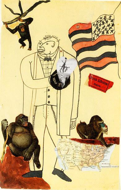Erwin Blumenfeld ░ Bevölkerung der Vereinigten Staaten