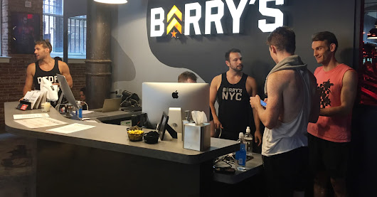 Barry's Bootcamp marches into global fitness market