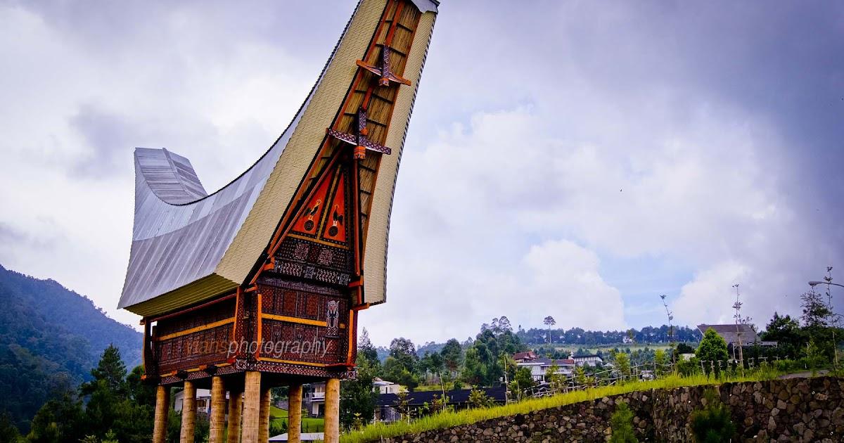 gambar gambar rumah adat indonesia beserta keterangannya