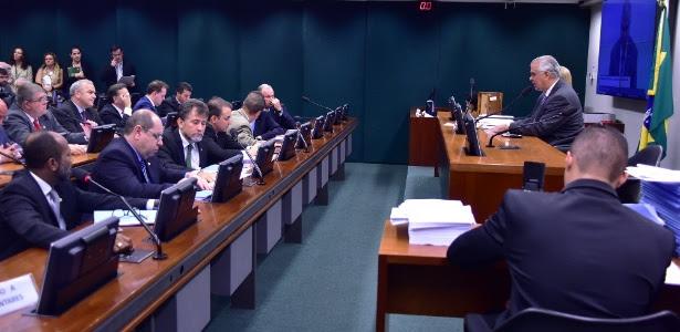 Reunião do Conselho de Ética para instauração do processo contra Eduardo Cunha