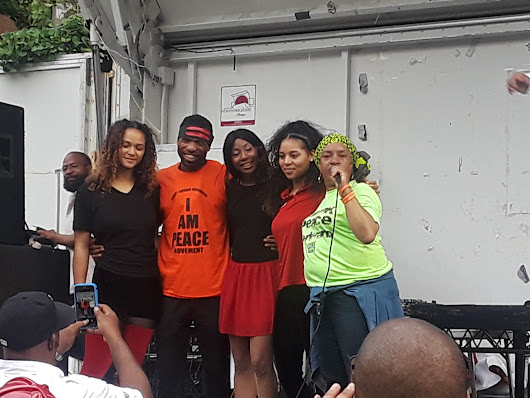 Harlem Day of Peace Festival Highlights