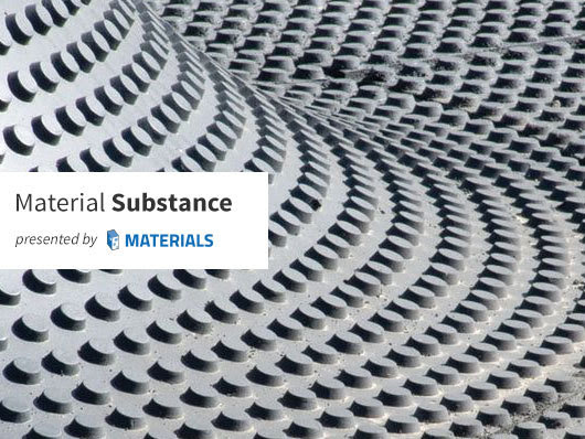 Material Substance: When Material and Mechanism are One