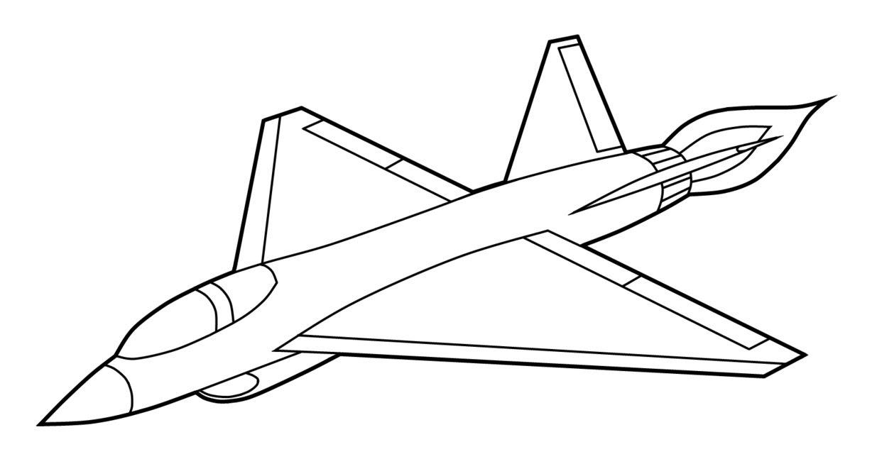 Sélection De Dessins De Coloriage Avion à Imprimer Sur Laguerchecom