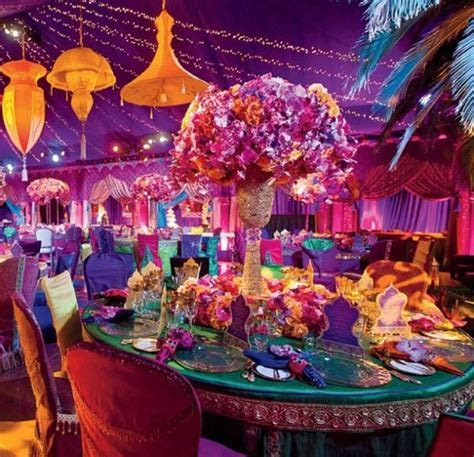 Create an Arabian Nights Theme   My Perfect Quince