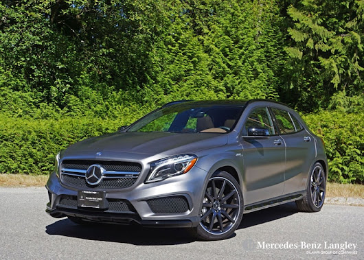 2016 Mercedes-Benz AMG GLA 4matic Review | Mercedes-Benz Langley