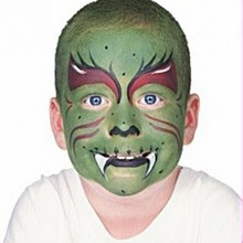 Halloween Face Paintings For Kids 16 Easy Step By Step Face