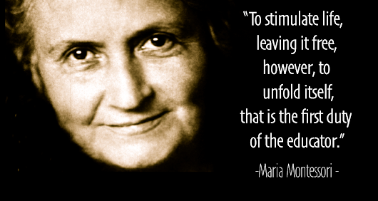 Education Hero: Maria Montessori