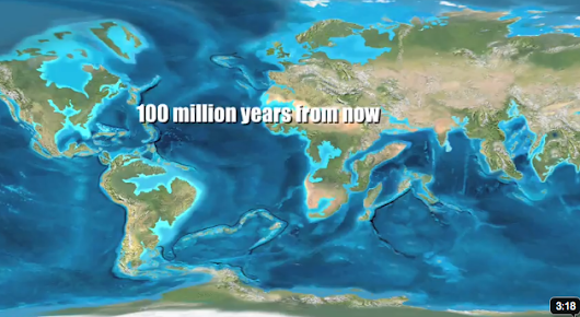 What Earth Will Look Like 100 Million Years from Now