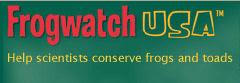 Frogwatch USA logo