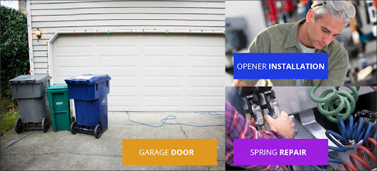 Garage Door Repair & Installation in Roseville, CA | (916) 297-6004