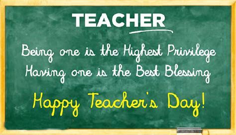 Happy Teachers Day Wishes, Messages & Status 2018   WishesMsg