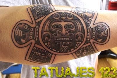 Tatuajes Brazaletes Maories Significado Excellent Tatuajes Aztecas