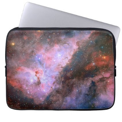 Carina Nebula - Breathtaking Universe Laptop Sleeve